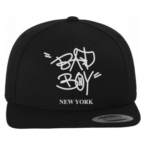 Bad Boy New York Snapback Urban Classics
