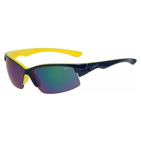 RELAX CANTIN Sportovní sluneční brýle R3073C modrá 54-56