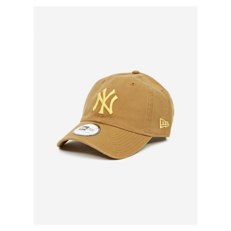 Casual Classic MLB League Essential 9twenty New York Yankees Kšiltovka Žlutá New Era