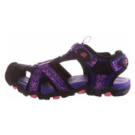 Dětská letní obuv Alpine Pro BARBIELO - fialová
