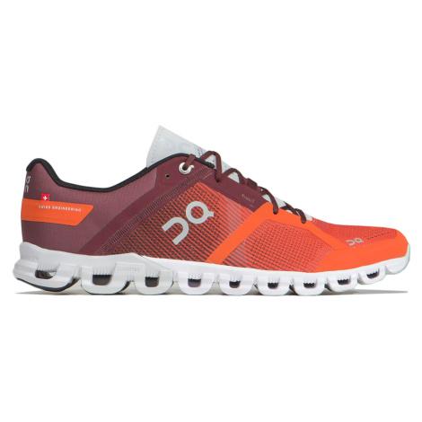 Běžecké boty On Running CLOUDFLOW MAN červená|oranžová