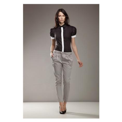 NIFE kalhoty dámské SD01 šedé