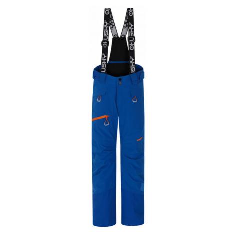 Dětské lyžařské kalhoty HUSKY Gilep K modrá
