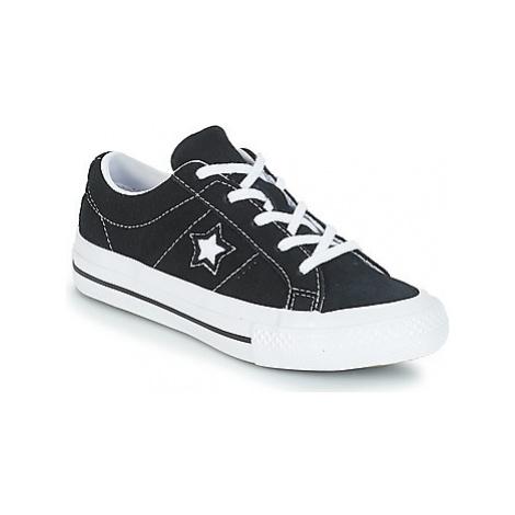 Converse ONE STAR OX Černá