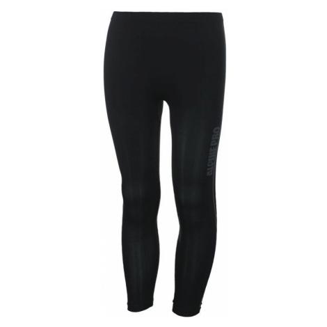 Dětské spodní kalhoty Alpine Pro KRATHISO - černá