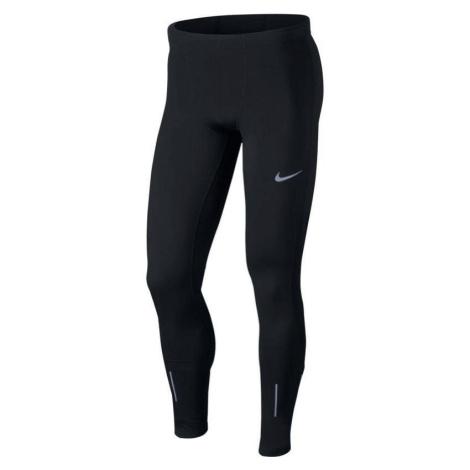 Kalhoty Nike Run Therma Černá