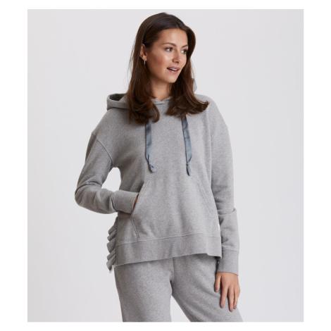 Mikina Odd Molly Soft Tracks Sweater - Šedá