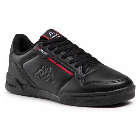 Sneakersy KAPPA - Marabu 242765 Black/Red 1120
