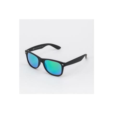 Urban Classics Sunglasses Likoma Mirror UC černé / zelené