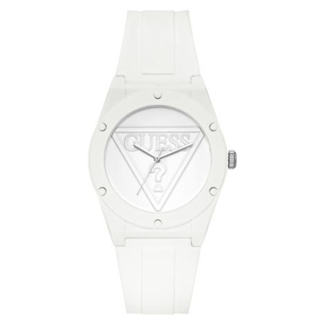 Guess dámské bílé hodinky