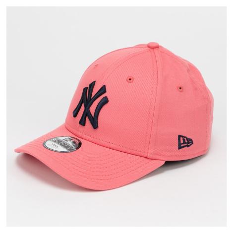 New Era 940K MLB Chyt League Essential NY růžová / navy CHILD (52 - 54 cm)