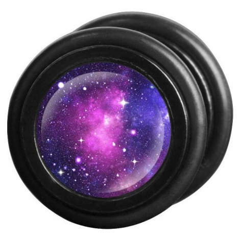 Wildcat Galaxy sada roztahováku Fake plug purpurová