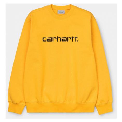 MIKINA CARHARTT Carhartt Sweat - žlutá Carhartt WIP