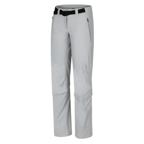 Dámské kalhoty Hannah Moryn gray violet