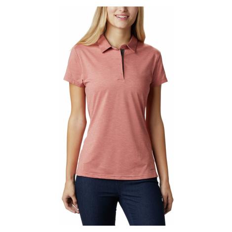 Tričko Columbia Bryce™ Polo W - růžová