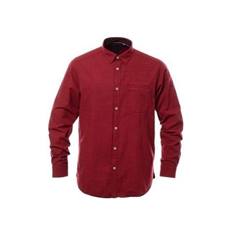 Košile Pioneer bordó