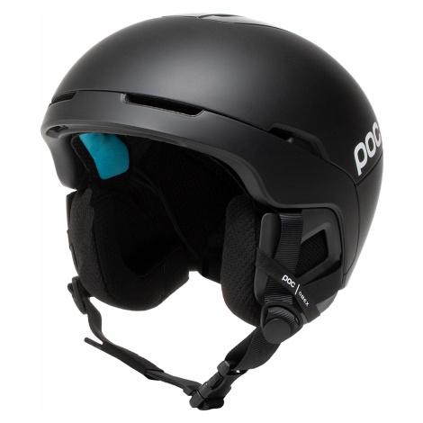 Lyžařská helma POC - Obex Spin 10103 1002 Uranium Black