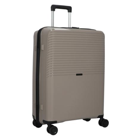 Cestovní kufr d&n 4W M PP