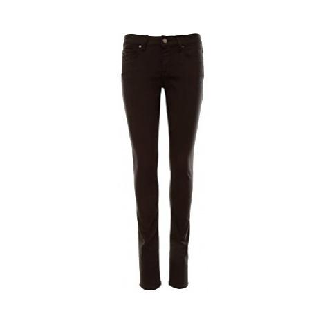 Dámské jeansy Mavi Nicole černé