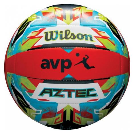 Wilson AZTEC VB ORBLUGR - Míč na plážový volejbal