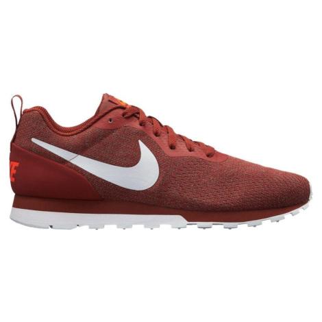 Boty Nike MD Runner 2 ENG MESH Červená / Bílá