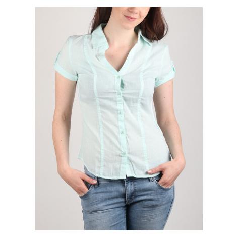 Košile Terranova Zelená