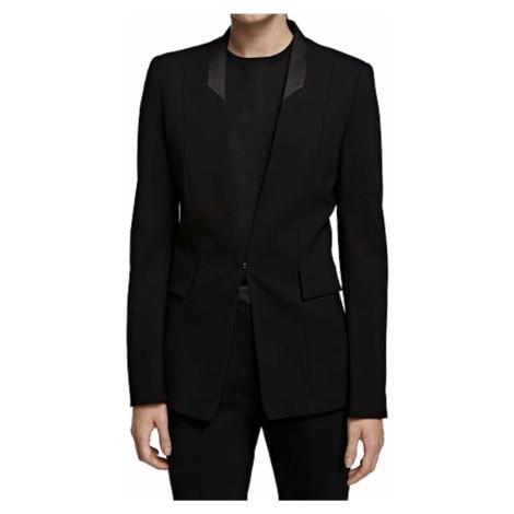 Černé elastické sako - KARL LAGERFELLD Karl Lagerfeld