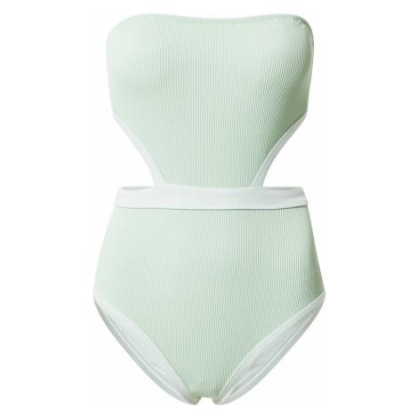AERIE Plavky světle zelená / pastelově zelená