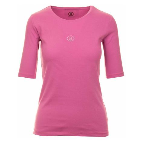 Bogner dámské tričko fialové Swarovski