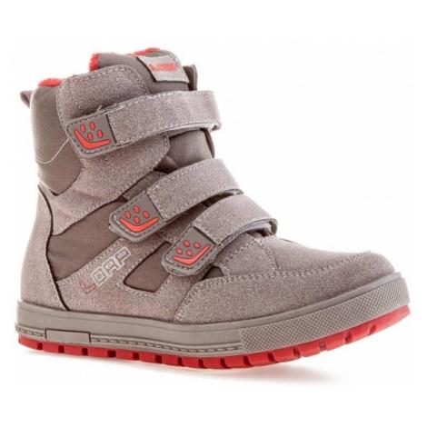 Loap VOICE šedá - Dětské zimní boty