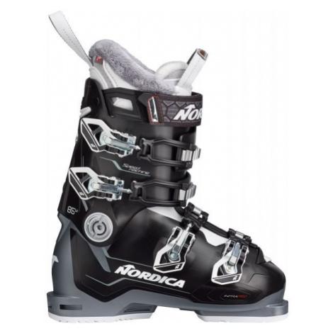 Nordica SPEEDMACHINE 85 W černá - Dámské lyžařské boty