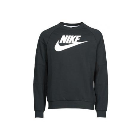Nike M NSW MODERN CRW FLC HBR Černá