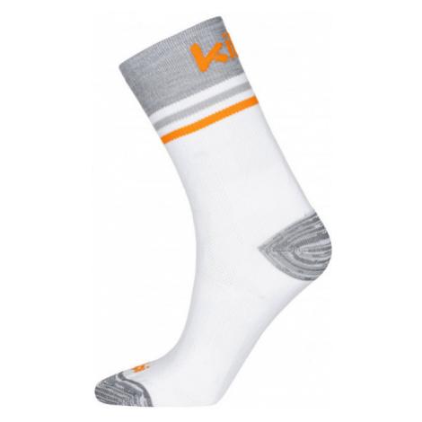 KILPI Sportovní ponožky BORENY-U MU0030KIWHT Bílá