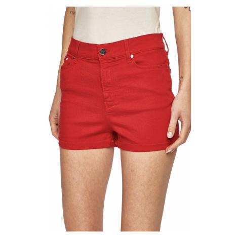 Červené šortky - KARL LAGERFELD