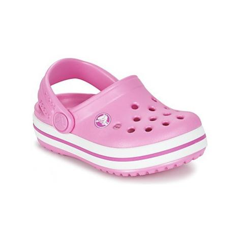 Crocs Crocband Clog Kids Růžová