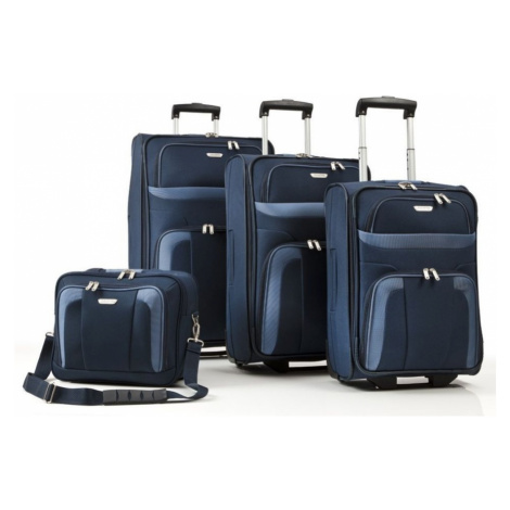 Cestovní kufry set 4ks Travelite Orlando S,M,L,B