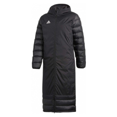 adidas JKT18 WINT COAT - Pánský péřový kabát