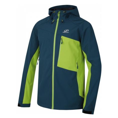 Pánská bunda Hannah Shafer Lite atlantic deep/greenery