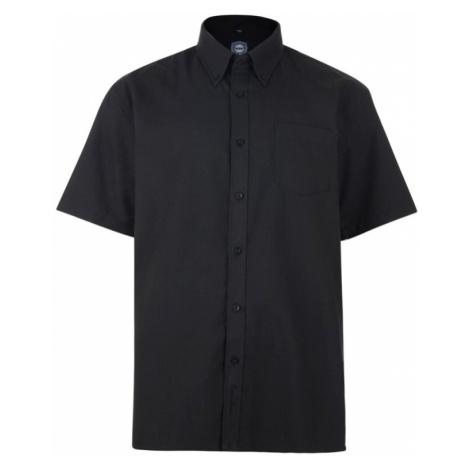 KAM košile pánská KBS 663A krátký rukáv nadměrná velikost