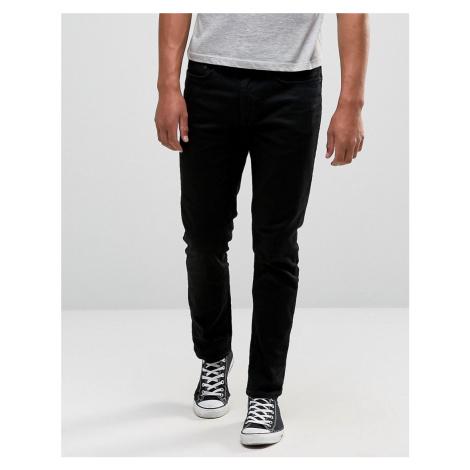 River Island slim fit jeans in black