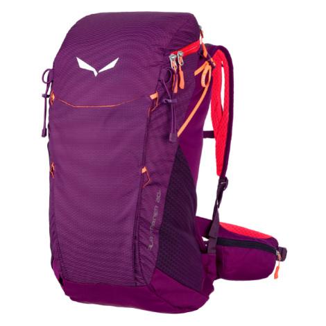 Turistický batoh Salewa Alp Trainer 20 WS Dark Purple