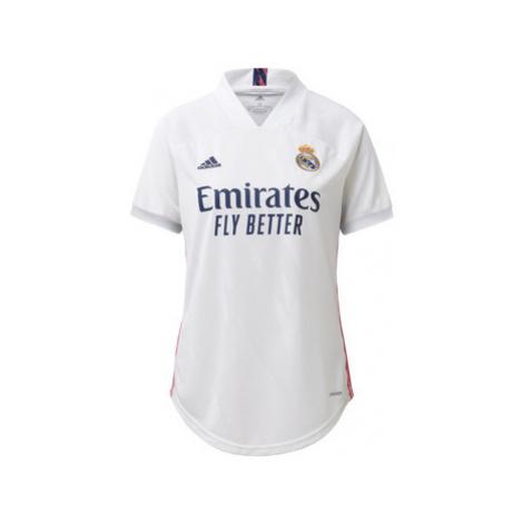 Adidas Domácí dres Real Madrid 20/21 Bílá