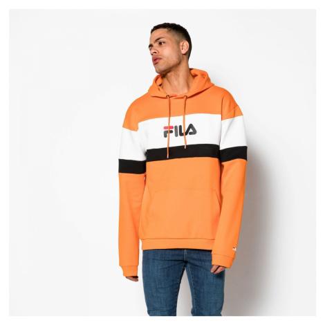 Oranžová mikina Thomas Fila