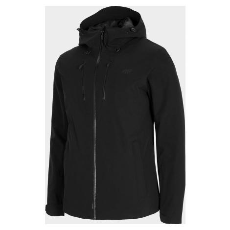 Pánská lyžařská bunda 4F KUMN258 Černá
