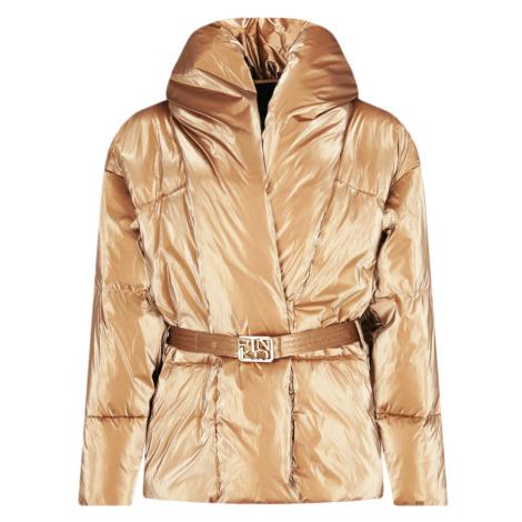 Zlatá zimní bunda - PINKO