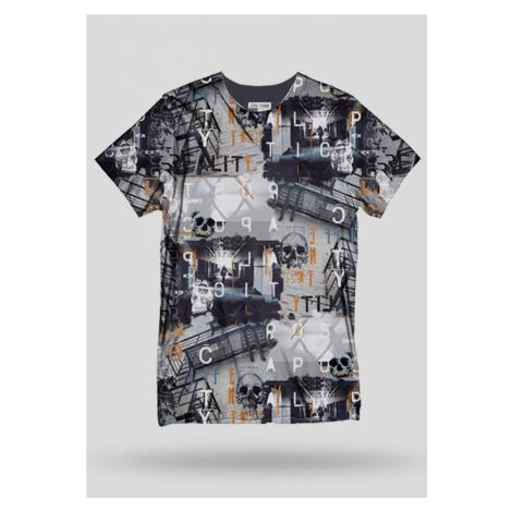 Pánské tričko John Frank JFTD27