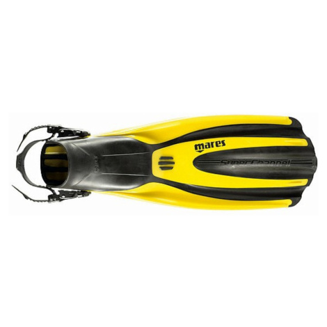 Ploutve MARES Superchannel OH žluté - small