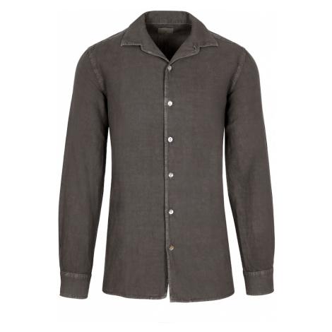 Scalpers Košile 'Barry' tmavě šedá