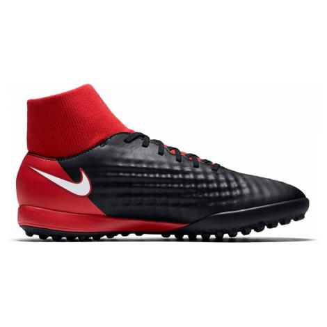 Kopačky Nike MagistaX Onda II DF TF Černá / Červená