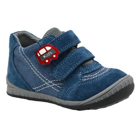 Modré celoroční boty Gladys Pidilidi